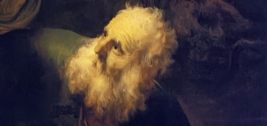 abraham close up