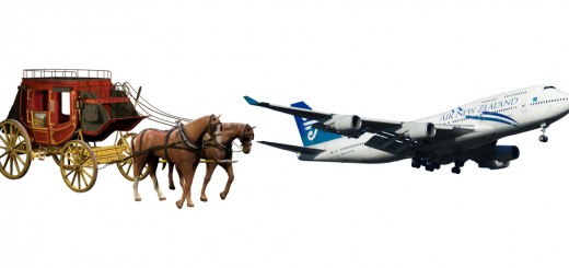 HORSE TO JET
