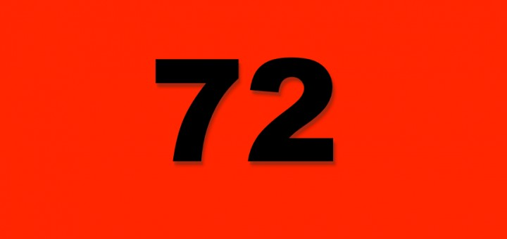 72 two