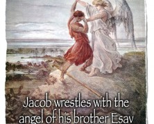 JACOB BECOMES ISRAEL