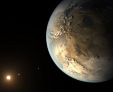 NASA FINDS A POTENTIAL NEW EARTH