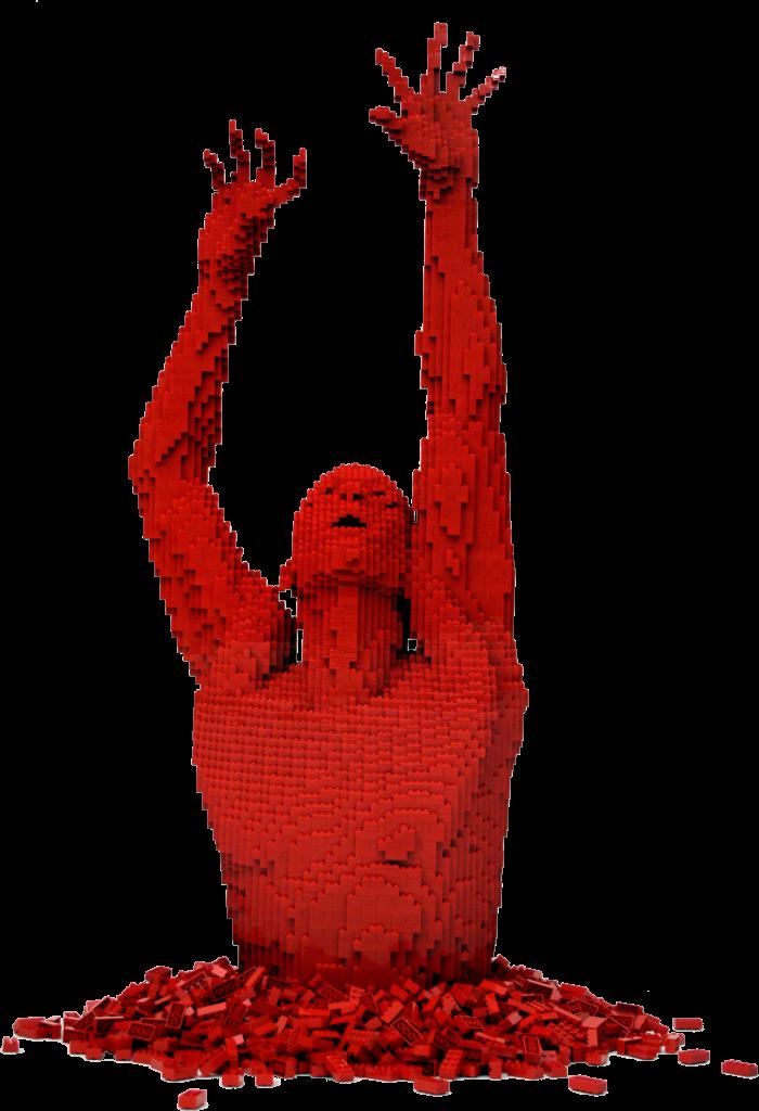 hi reZ LEGO MAN